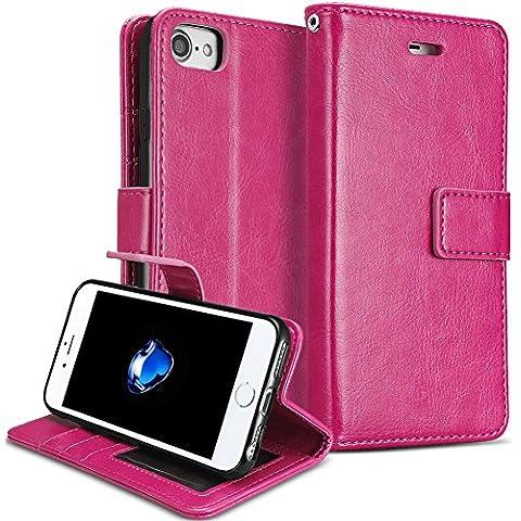 SKYLET iPhone 7 Custodia in Pelle , 4.7 Pollici Cassa