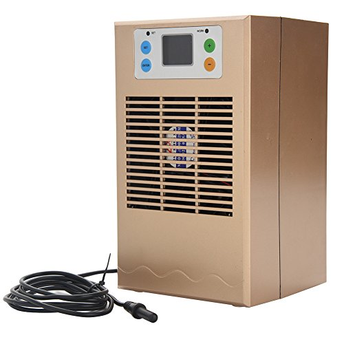 Enfriador Titanio de Acuario, Máquina de enfriamiento de Agua