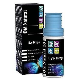 Ote Natural Eye Drops 10ml