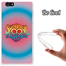 Becool® Fun - Funda Gel Flexible para Elephone M2, Carcasa TPU fabricada con la mejor Silicona, protege y se adapta a la perfección a tu Smartphone y con nuestro exclusivo diseño. Amor de verano