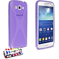 Muzzano F95616 - Funda para Samsung Galaxy Grand 2, color violeta