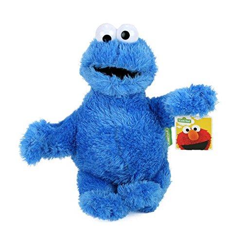 Sésame Street Peluche Ernie Bert Cookie Monster Elmo