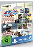 PlayStation Vita Mega Pack 1: 8GB Speicherkarte inkl. Games (DLC)
