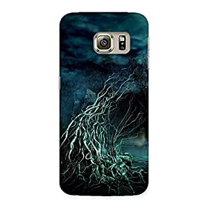 Tree Horror Back Case Cover for Samsung Galaxy S6 Edge