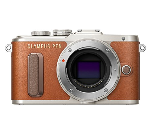 Olympus PEN E-PL8 (Body) Brown