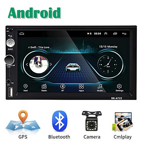Autoradio Android 2 Din GPS CAME...