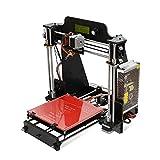 Geeetech 3D Impresora de Escritorio I3 Pro W Reprap i3 Kit de Ensamblaje de Alta Precisión Tamaño de 200 * 200 * 180mm Soporte de Impresión Offline ABS / PLA / Flexible PLA / Nylon / Filamento