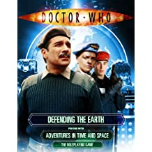 Defending the Earth Unit Sourcebook (Doctor Who)