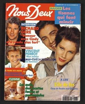 NOUS DEUX [No 2473] du 22/11/1994