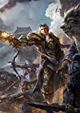 Instabuy Poster World of Warcraft - Wow Anduin (B) - A3 (42x30 cm)