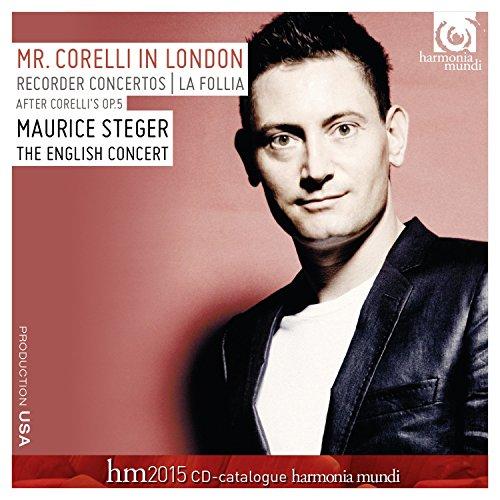 Mr.Corelli in London (+Kat.2015) - Kata Studio
