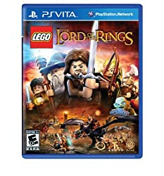 LEGO Lord of the Rings (PS Vita)