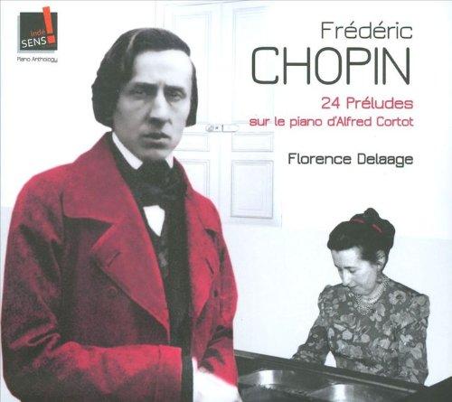 Chopin: 24 Preludes Op.28/Alfred Cortot'S Piano
