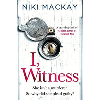 I, Witness: The gripping psychological thriller of 2018 that you won't be able to put down