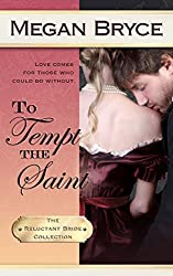 To Tempt The Saint (The Reluctant Bride Collection Book 4) (English Edition)