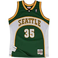 Kevin Durant Seattle Supersonics Mitchell & Ness NBA Throwback Jersey - Green