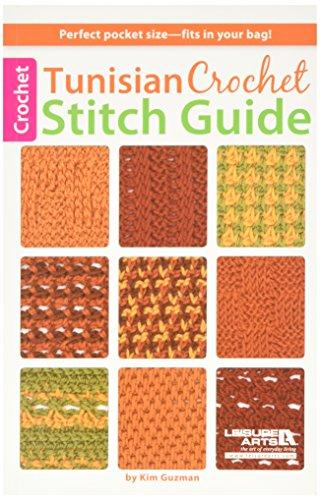 Leisure Arts-Tunisian Crochet Stitch Guide -
