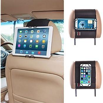 Universal Smartphone U0026 Tablet PC Kfz Halterung Kopfstütze Halterung Auto  Für Apple IPhone 6 Und 6