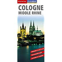 Cartes de route Cologne 1 : 17 500 / 1 : 330 000