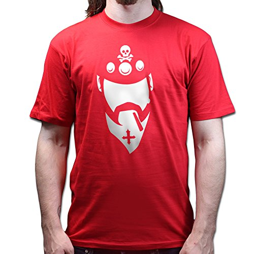 The Shape of Lemmy's Head Motor T-shirt Rot