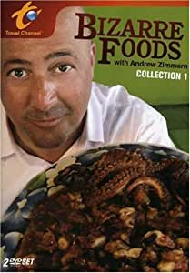 Bizarre Foods With Andrew Zimmern: Collection 1 [DVD] [2007] [Region 1] [US Import] [NTSC]