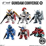Bandai Shokugan Gundam Converge 15 Action Figure, Lot de 10