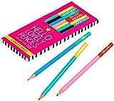 "Happy Jackson ""Hello Lovely Pencils"" Graphite Pencils"