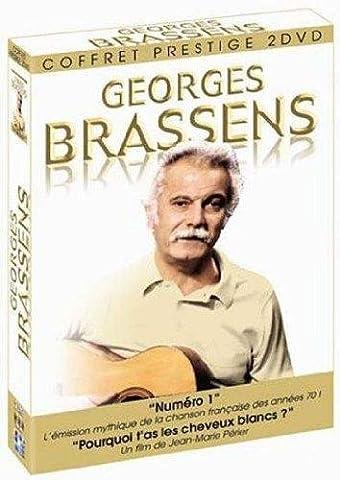 Coffret Georges Brassens [Édition