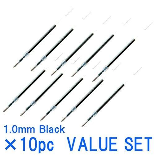 Uni-Ball Jetstream Fine Point Rollerball Stifte Nachfüller für Standard Pen Typ-1.0mm-black...