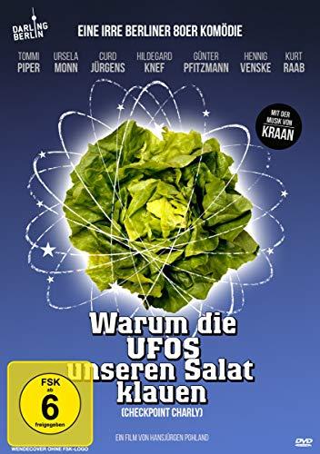 Warum die UFOs unseren Salat klauen (Checkpoint Charlie) (Klauen Salat)