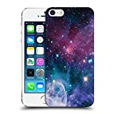 Offizielle Haroulita Weltraum Nebel Fantasy 2 Ruckseite Hülle für Apple iPhone 5 / 5s / SE