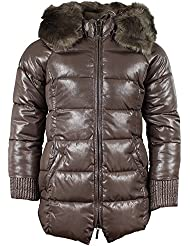 mayoral - Veste d'hiver pour fille, marron- 7495