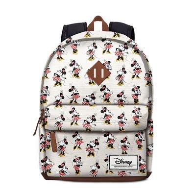 c1f910fda2 Karactermania Backpack Freetime Ivory Classic Minnie Disney