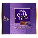 Cadbury Dairy Milk Silk Miniatures Collection, I Love You, 200g