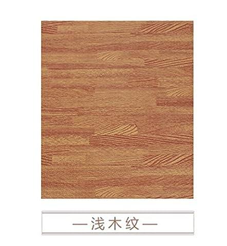 Die Emulation Bodenbeläge Schaum rollmat große Stitching holzmaserung schwamm Pad Home Kind Schaumstoff Puzzle Matten, 30 * 30 * 1,2 cm,