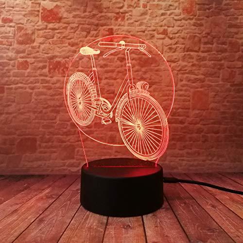 usb lampe 3d lamp Nachtlicht Bunter Zauberer-Schädel-Anblick Der Steigungs-3D Führte Nachtlicht-Schreibtisch-Lampen-Kinderkindergeburtstags-Feiertags-Party-Geschenke Mit fernbedienung -