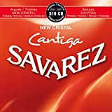 Savarez Saiten für Klassikgitarre New Cristal Cantiga Satz 510CR Normal Tension