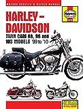 Harley-Davidson Twin CAM 88, 96 and 103 Models '99 to '10 (Haynes Service & Repair Manual)