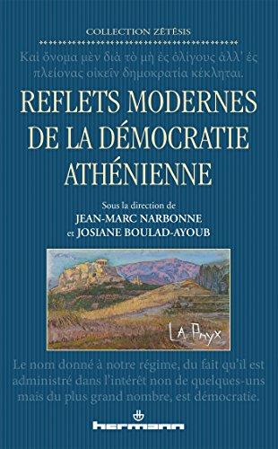 Reflets modernes de la dmocratie athnienne