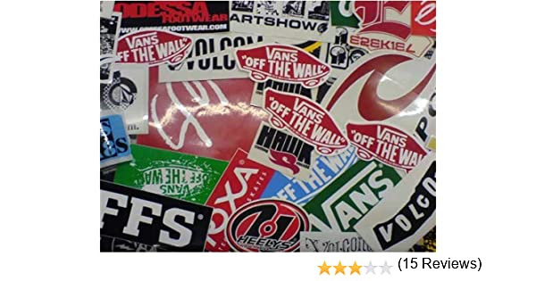 SNation 145pcs Premium Stickers Laptop Stickers HYPEBEAST skateboard  stickers custom stickers Supreme Sticker Edition + FREE