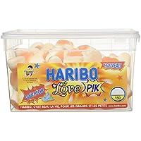 Haribo Tubo Love Pik Pèche x 150 1,13 kg -