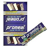 Volchem Promeal 12 Barrette Proteiche da 50 gr. per Dieta a Zona 40-30-30 GUSTO COCCO - 51H01 zvwML. SS166