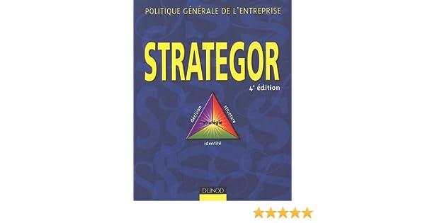 STRATEGOR GRATUIT LIVRE TÉLÉCHARGER