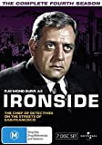 IRONSIDE - THE COMPLETE FOURTH SERIES (7DVDS) (PAL) (REGION 4)