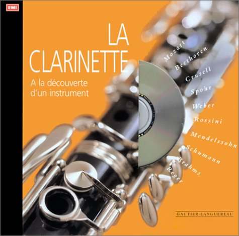 La clarinette (1CD audio)