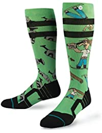 Stance Socks - Stance Dad Cam Snow Socks - Green