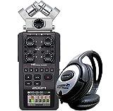 Zoom H6 Handy Recorder + Keepdrum Kopfhörer GRATIS!!!