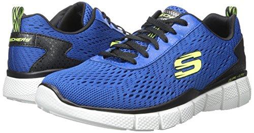 Skechers Equalizer Settle The Score, Men's Fitness Shoes, Blue (Blue Blbk), 9 UK (43 EU)