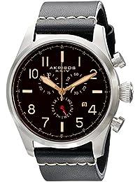 Akribos AK705SSB - Reloj para hombres