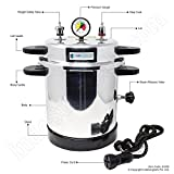 Best Autoclaves - IndoSurgicals Autoclave Pressure cooker type, Mirror Finish, Electric Review